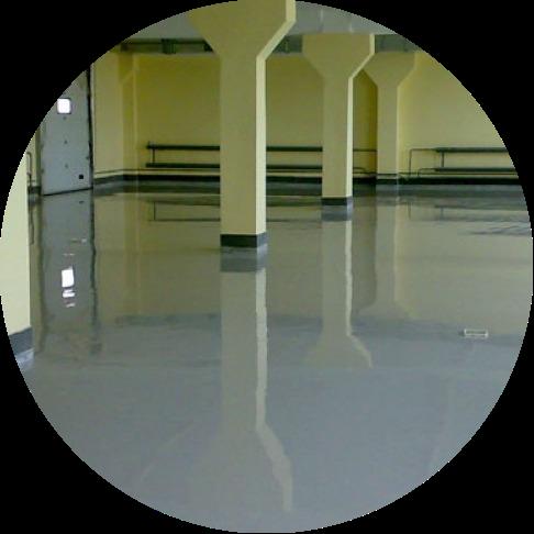 полимерный пол